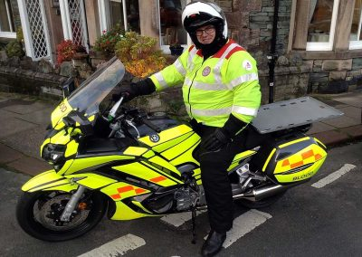 Blood Biker photo